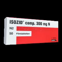 Изозид Германия (аналог Фтизоактив) табл. 300мг 60мг №100