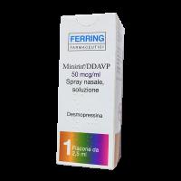 Минирин (полный аналог Пресайнекс) спрей назальный 50мкг/мл 2,5мл
