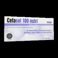 Цефасель (Cefasel) таблетки 100мг №100!!!