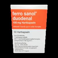 Ферро Санол (Ferro Sanol) капс. №50 (50шт/уп)