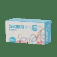 Синкумар (Syncumar, Синтром) таблетки 1мг №90