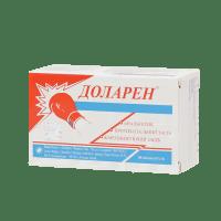 Доларен (Диклофенак натрия) таблетки N100