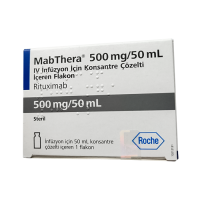 Мабтера концентрат для инъекций 500 мг/50 мл №1