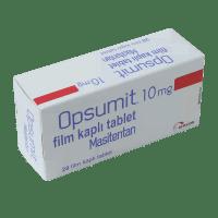 Опсамит (Opsumit, Мацитентан) таб. 10мг №28
