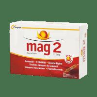Маг 2 (Mag 2) Магний 122мг ампулы для питья без сахара №30
