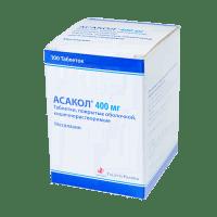 Купить Асакол таб. 400 мг №100, Haupt Pharma Wulfing GmbH